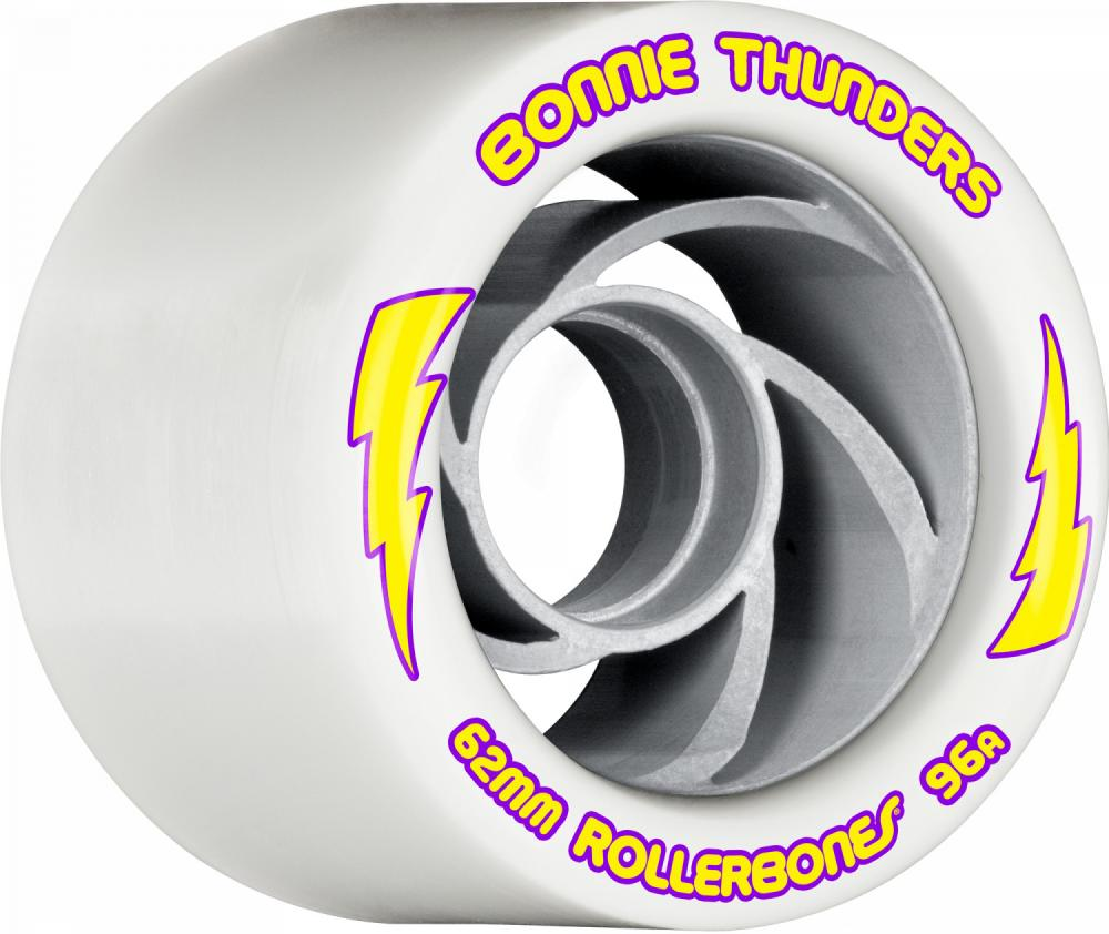 Rollerbones turbo  Quad Wheels Bonnie Thunders Signature 62mmx96a