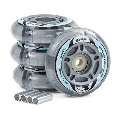 SFR Inline Light Up Wheels