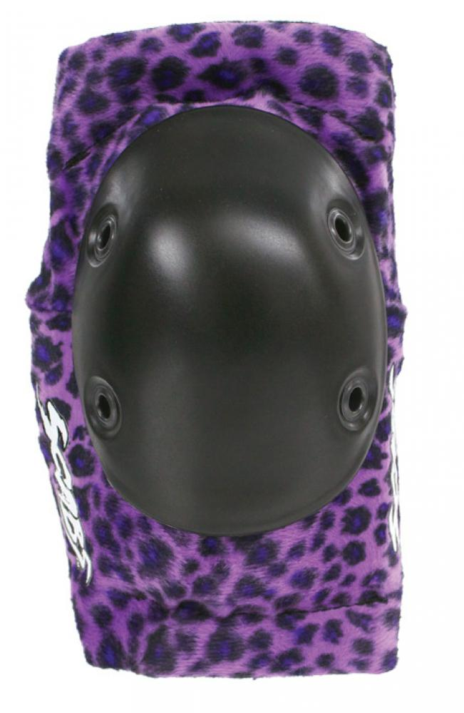 smith scabs elbow pads PURPLE LEOPARD (1)