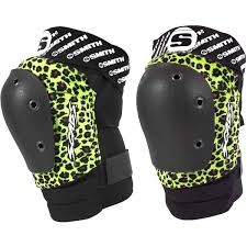 Smith scabs knee pads Elite 2  green leopard