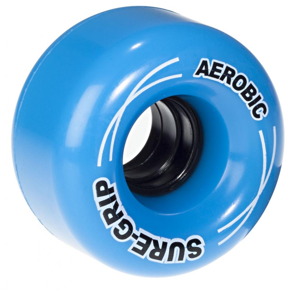 Suregrip Quad Wheels Aerobic 85A (8 pack) Blue