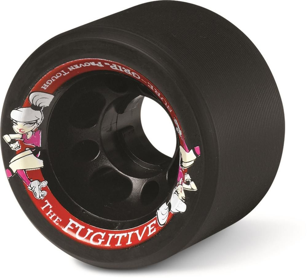Suregrip Quad Wheels Fugitive  - 92A (4 pk)