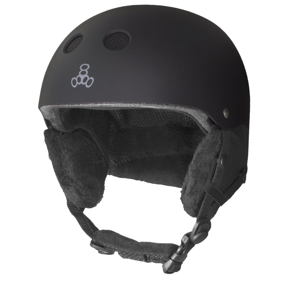 Triple 8 Snow HALO Helmet