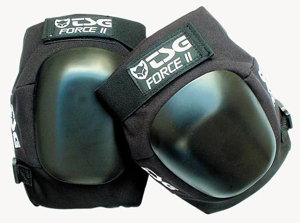 TSG force 2 knee pads