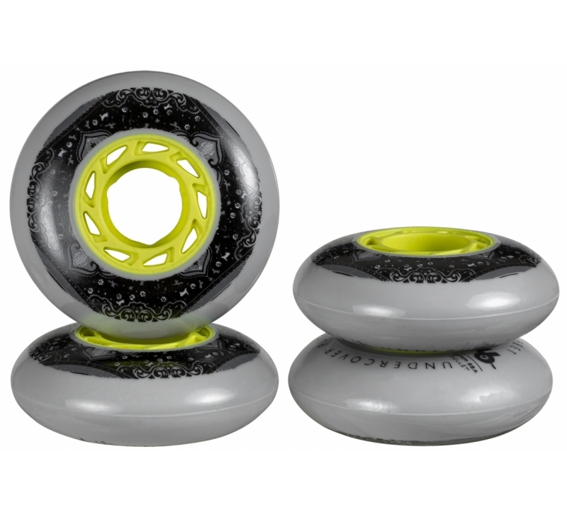 UNDERCOVER WHEELS Richie Eisler 68mm/88a
