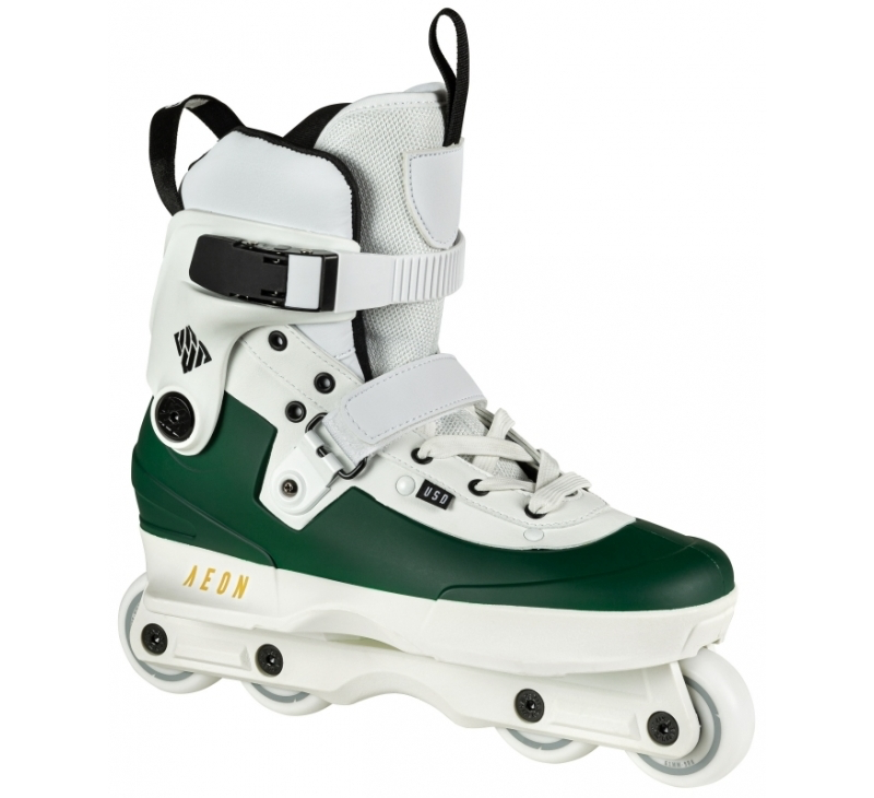 USD Aggressive Skates - Aeon 60 LE Team Green