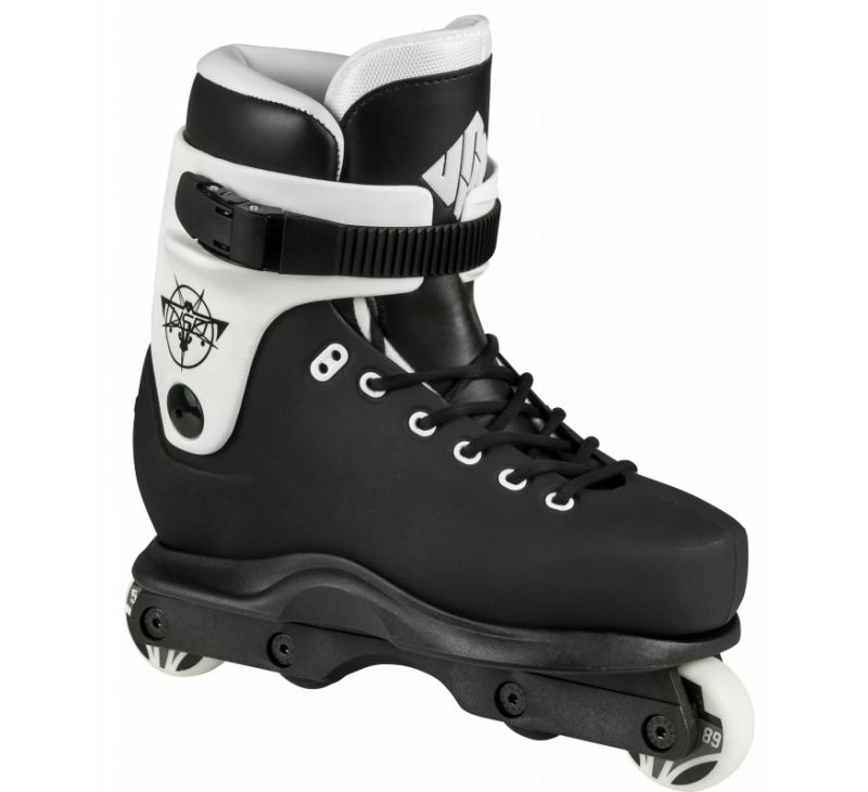 USD Seven Skates - Team  Clan VII Black /White