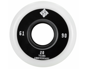 USD Team WHEELS 61mm/90a 4-Pack