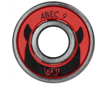 Wicked ABEC 9 (12 pack/ 6 wheels)